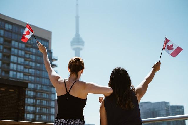 أفضل طريقة للهجرة إلى كندا مجاناً, تزوج بفتاة مقيمة بالديار الكندية